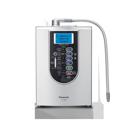 Chân dung máy lọc nước điện giải ion kiềm Panasonic Nhật Bản